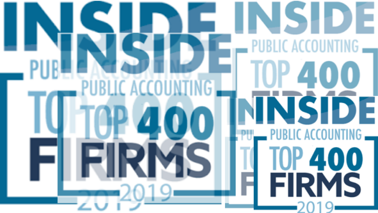 INSIDE Public Accounting Releases Annual Ranking and Performance Metrics