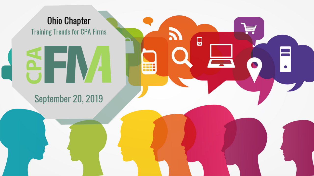 Ohio Chapter Meeting: Training Trends in CPA Firms