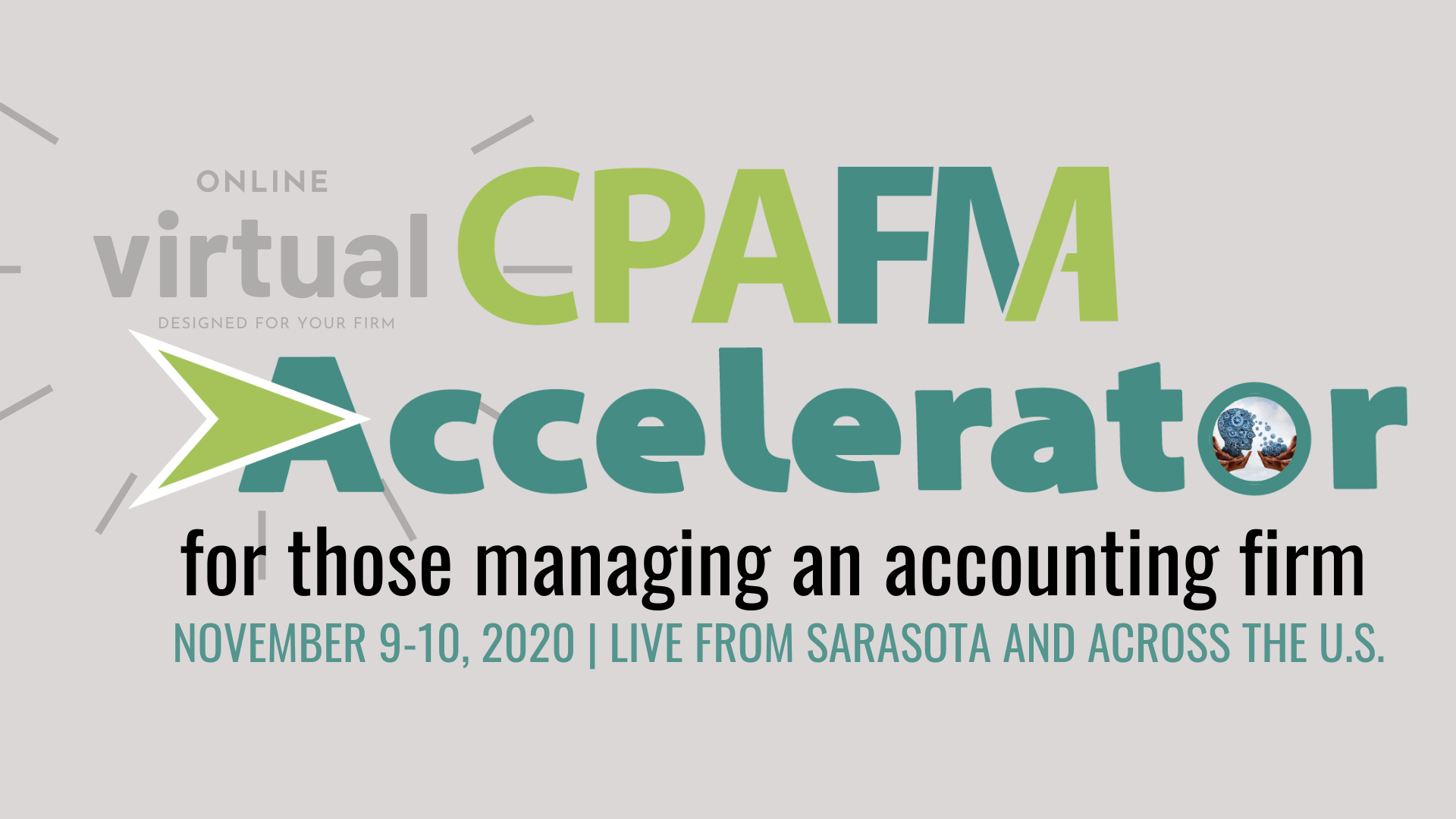 CPAFMA 2020 Accelerator