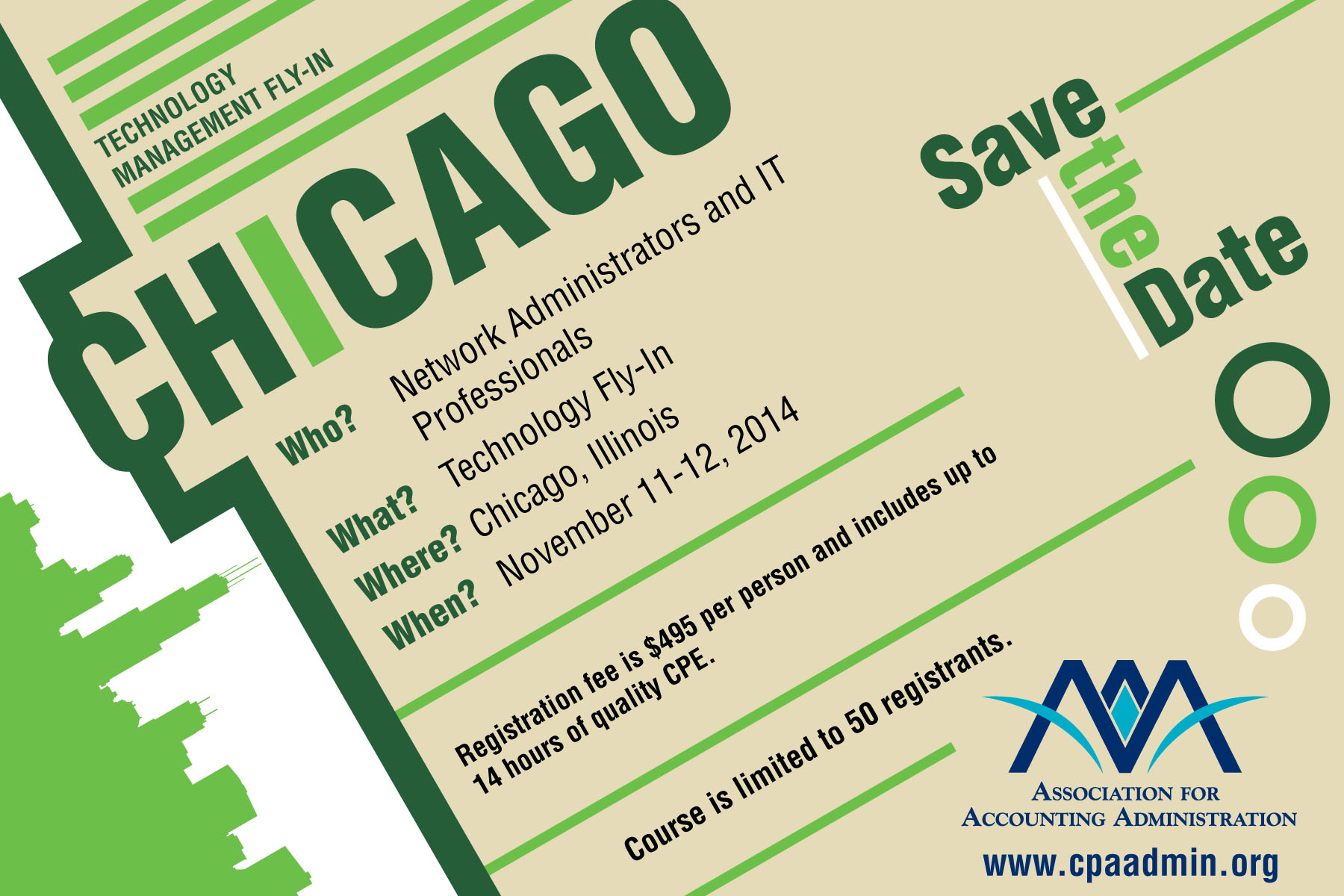 AAA 2014 Technology Fly-In Takes Place November 11-12, 2014