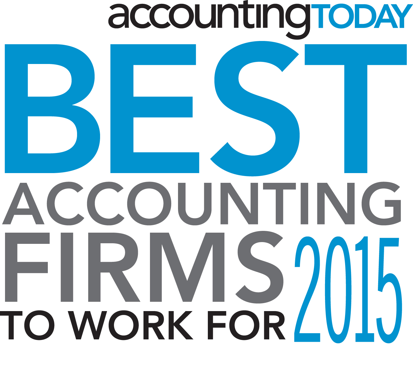 Best Accounting Firms to Work for 2015