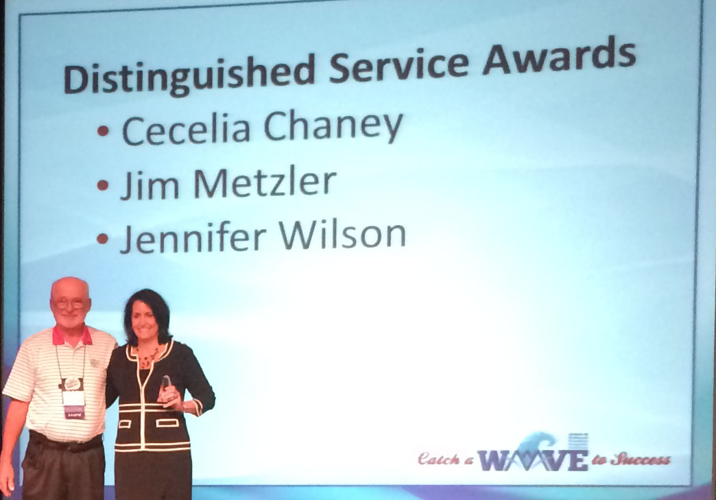 AAA Presents Distinguished Service Awards at NPMC
