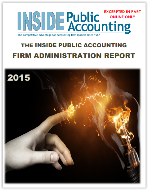 IPA Internal Operational Reports Released - Firm Administration Report Sponsored by CPAFMA